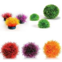 Biorb Reef One Colour Balls Moss Balls Plastic Artificial Aquarium Decoration
